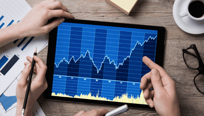 Stock Trading with Apps