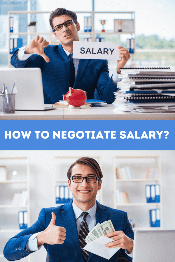 How To Negotiate Salary?